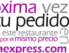 Bolsa A la Carta Express
