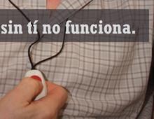 Campaña «Sin tí, no funciona» Cruz Roja