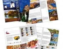 Diseño Editorial Guía INTUR CLM