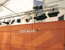 Decorado Localia Feria Albacete