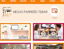 Diseño Web Parreño Tebar
