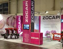 Diseño Stand Zocapi